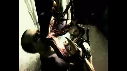 Resident Evil 5 - Pain