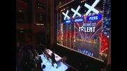 Това момиче има страхотен глас - Великобритания търси талант 2010