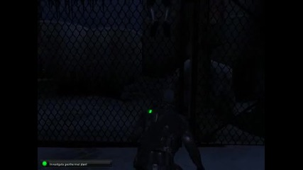 Splinter Cell Double Agent (pc) - Mission 1 Iceland 1/2