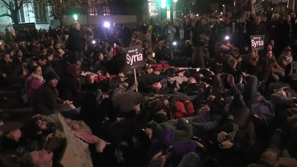 UK: Thousands decry war in London as parliament vote on Syrian airstrikes