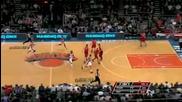 Торонто Раптърс 106:104 Ню Йорк Никс(28.01.10)