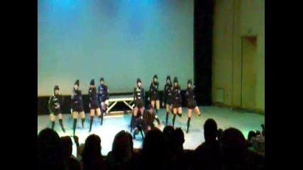 Materiyata the center 01 dance