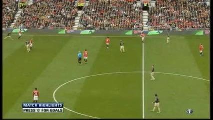 14.03 Манчестър Юнайтед 2:1 Ливърпул - Най - доброто от мача
