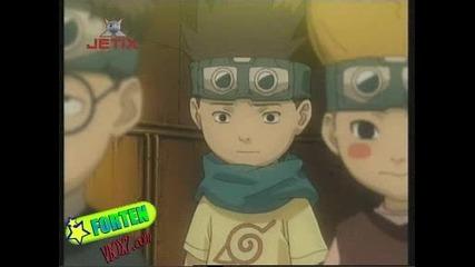 Наруто - Епизод 71 среща битката на големите Bg Audio