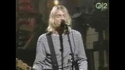 Nirvana - Rape Me Koncert