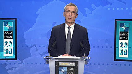 Belgium: Stoltenberg says NATO mission will continue in Afghanistan despite US troop reduction