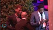 NBA's Tyson Chandler -- Chandler Parsons Is 'Butthurt' ... Over DeAndre