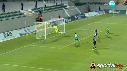 Лудогорец - Динамо ( Загреб ) 1:1