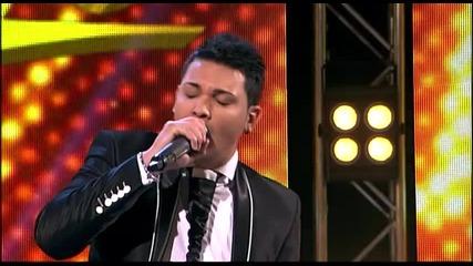 Stiven Ibic - Kralj meraka - Kraljice moga srca - (Live) - ZG 2 krug 2013 14 - 22.02.2014. EM 20.