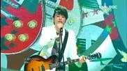 (hd) M-tiful - All right ~ Music Core (07.07.2012)