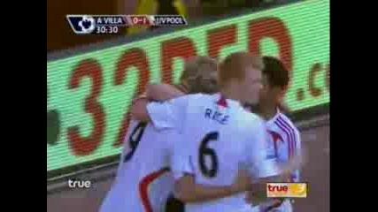 Liverpol - Aston Vila 1 - 0