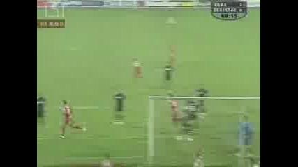 Цска - Бешикташ - 2:0 (гол На А.тунчев)