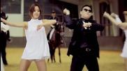 [бг превод] Psy - Gangnam Style Hd
