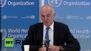 Switzerland: WHO announces a possible cure for Ebola