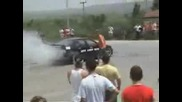 Bmw M3 Drift Burn Out Skopje