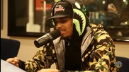 Chris Brown freestyle On Funk Flex