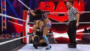 Doudrop vs. Queen Zelina: Raw, Oct. 25, 2021