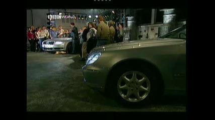 Top Gear - Mercedes-benz s600 Vs Audi a8 & Maybach 62