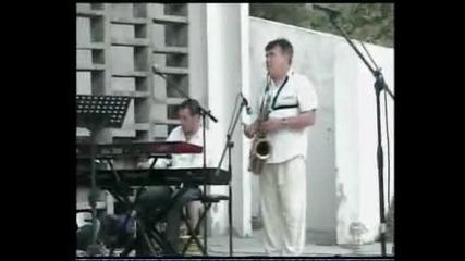 Генади Цанков - пиано, Джаз Блус Фест в Русе, 2008