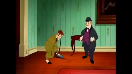 Tom and Jerry meet Sherlock Holmes part 2/4