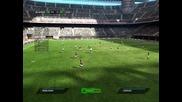 Fifa 2011 - Ronaldinho Be a pro
