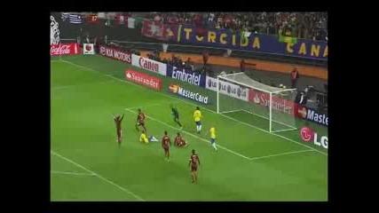 "3.7.2011 Бразилия-венецуела 0-0 Копа Америка група ""b"""