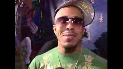 Marques Houston Interview
