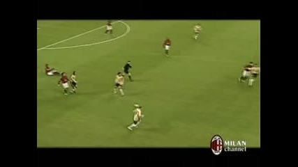 Kaka - All goals with Milan