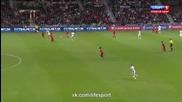Словакия 2:1 Испания 09.10.2014
