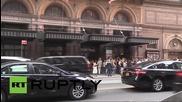 Филхармонията на Санкт Петербург изнесе концерт в Карнеги хол за Деня на Русия