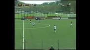 гол на El Shaarawy срещу Roma с екипа на Genoa