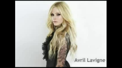 Avril Lavigne - I Dont  Have To Try