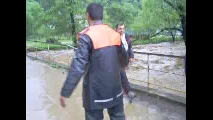Пороен Дъжд В Етрополе