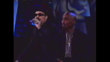 Tupac and Ice-t on Saturday Night Special Live (full)