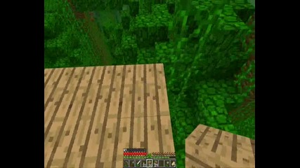 Minecraft Jungle survival with whitenoize and Demona ep8