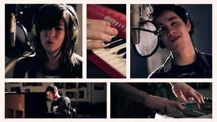 Sam Tsui & Christina Grimmie - Just A Dream by Nelly