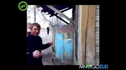 Силни руснаци ей (смях)