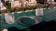 Bellagio Fountains - Воден Балет ..