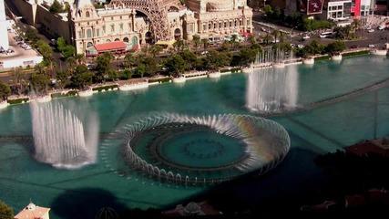 Bellagio Fountains - Воден Балет ..