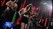 Михаела Маринова - весела песен - X Factor Live (26.01.2015)