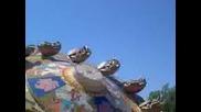 Port Aventura - най - готиния увеселителен парк в Испания