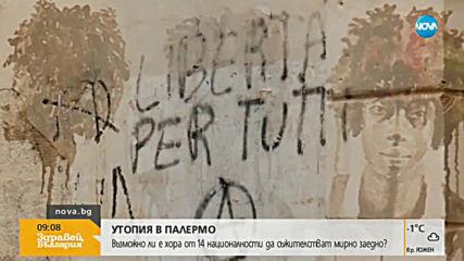 """В """"Темата на NOVA"""" очаквайте: Утопия в Палермо"""