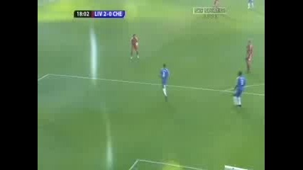 Liverpool - Chelsea - 2:0 Pennant