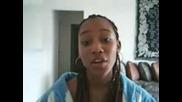 Негърка Пее На Ciara - Promise
