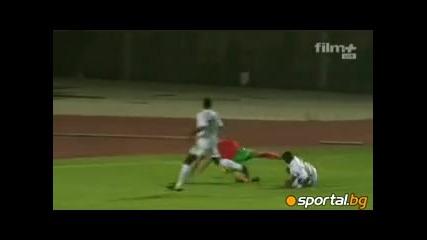 Победа на България над Саудитска Арабия с 2:0 !!!