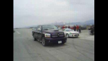 Dodge Ram Vs Toyota Celica