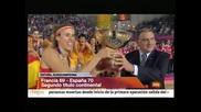 Испания е новият европейски шампион по баскетбол при жените