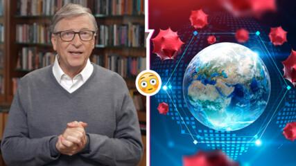 В края на третата вълна: Бил Гейтс предупреждава - идват още пандемии, а не сме подготвени!