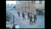 Танцът на израелските командоcи