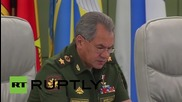 Russia: DM Shoigu declares new Aerospace Defence Forces as operational